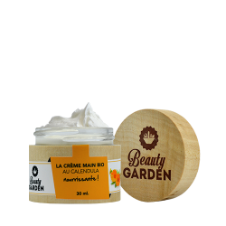Crème Main Bio au Calendula - BTG67001