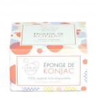 Eponge de Konjac - CEV94001