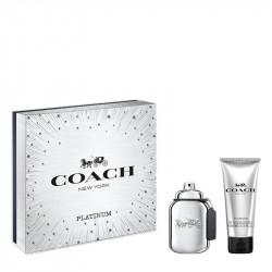 Coffret Coach Platinum - 21H22104