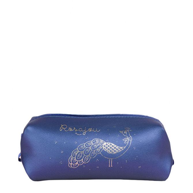 Trousse Bleue Nacrée - ROS94006
