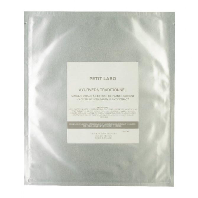 Masque Hydrogel Ayurveda Traditionnel - PTL58001