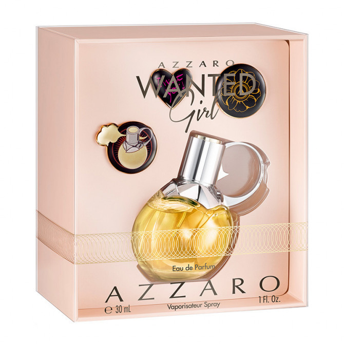-E- COFFRET AZZARO WANTED GIRL - 06711952