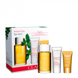Coffret Spa At Home Huile Tonic - 2047111Y