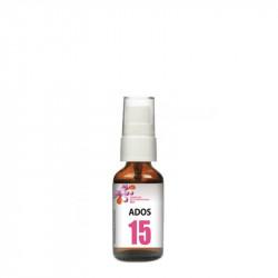 Fleurs de Bach - Complexe N°15 Ados - 30F61015
