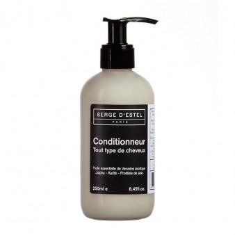 Conditionneur à la Verveine Pour Tout Type de Cheveux - SER.83.013