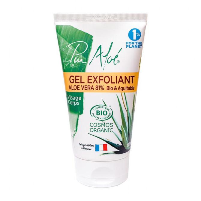 Gel Exfoliant Visage et Corps 81% Aloé Vera - ALO61001
