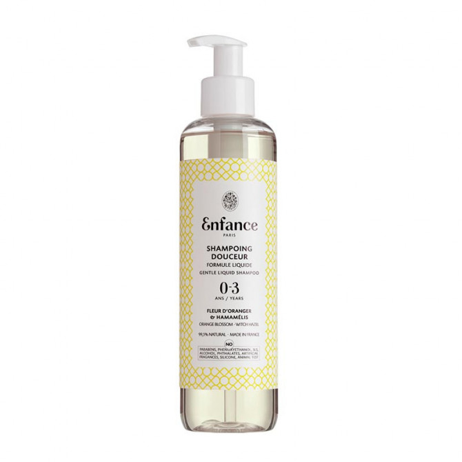Shampooing Douceur 0-3 ans - ENF82001