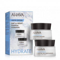 Duo Hydratation Essentiel Visage Jour & nuit - 00F61105