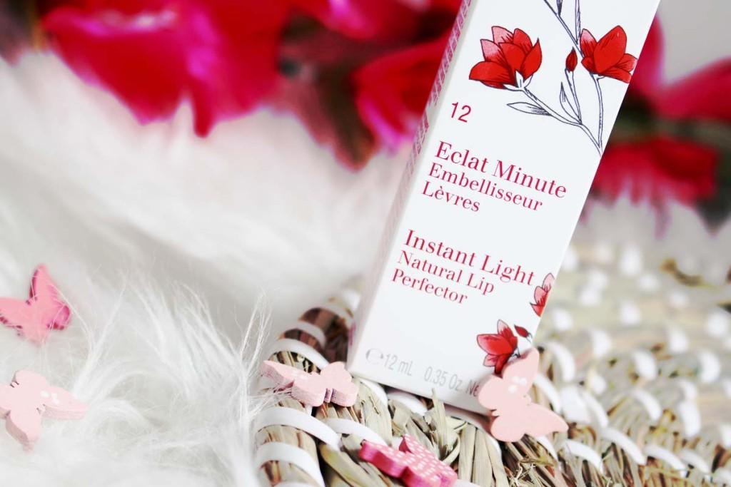 Eclat Minute Embellisseur Lèvres de Clarins : mission réussie