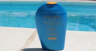 lait protecteur Shiseido