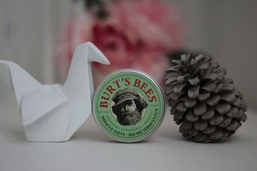 baume miraculeux de Burt's Bee