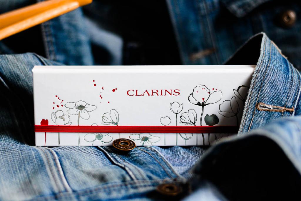 Palette The Essentials, Clarins