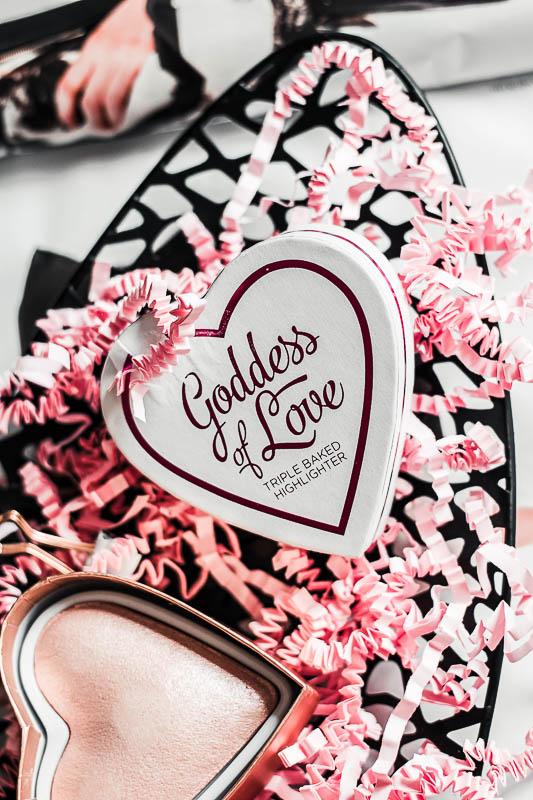 L'highlighter Goddess of Love, un cœur d'or ?