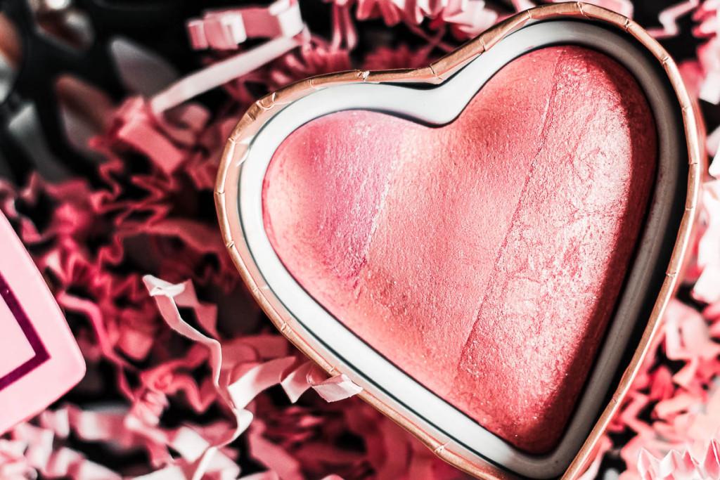 Cœur Candy Queen of Hearts, I Heart Makeup
