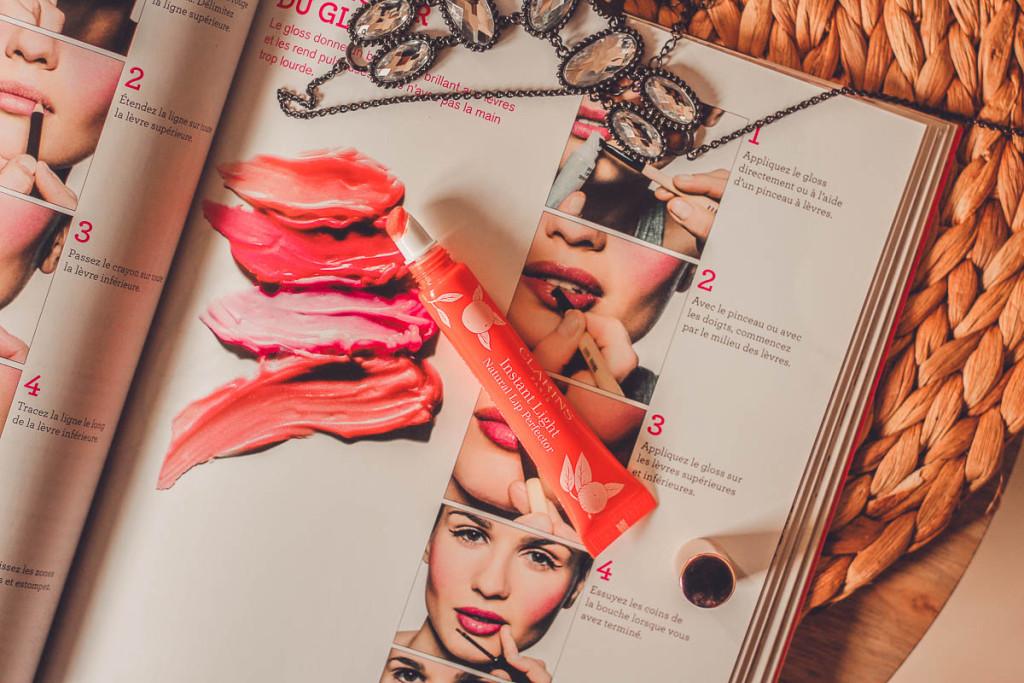 Éclat Minute Embellisseur Lèvres de CLARINS