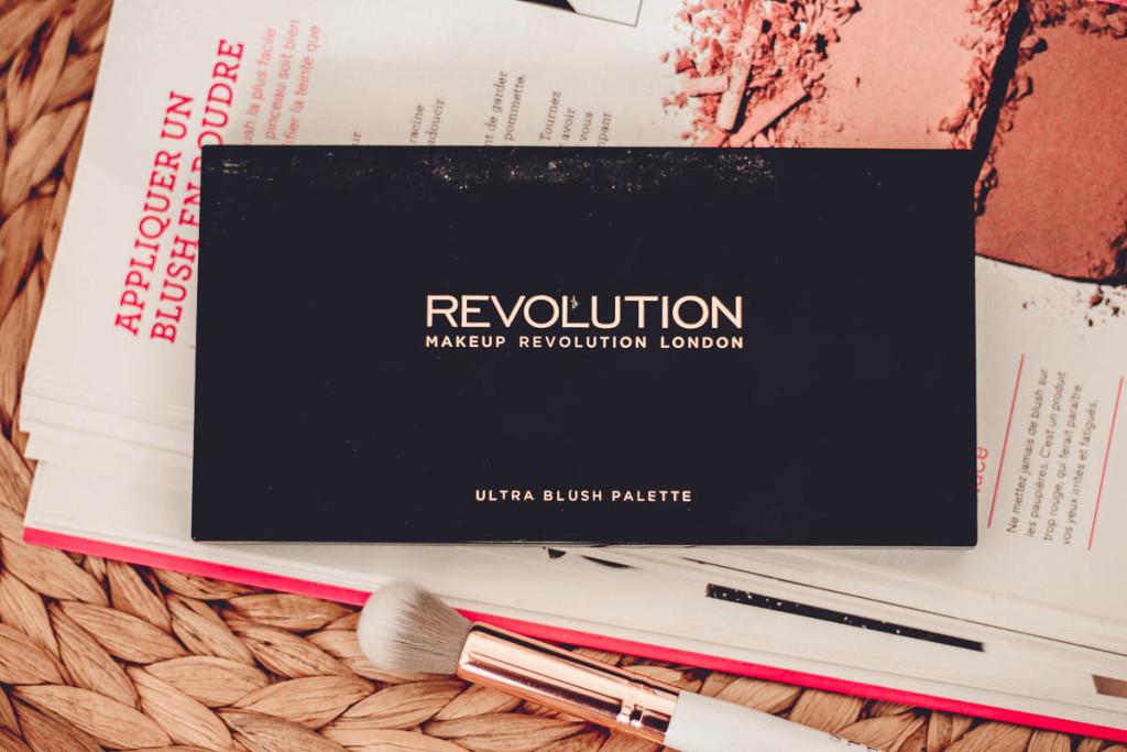 Golden Sugar 2 Rose Gold Makeup Revolution : coup de cœur