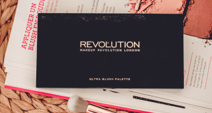 Golden Sugar 2 Rose Gold Makeup Revolution : coup de cœur