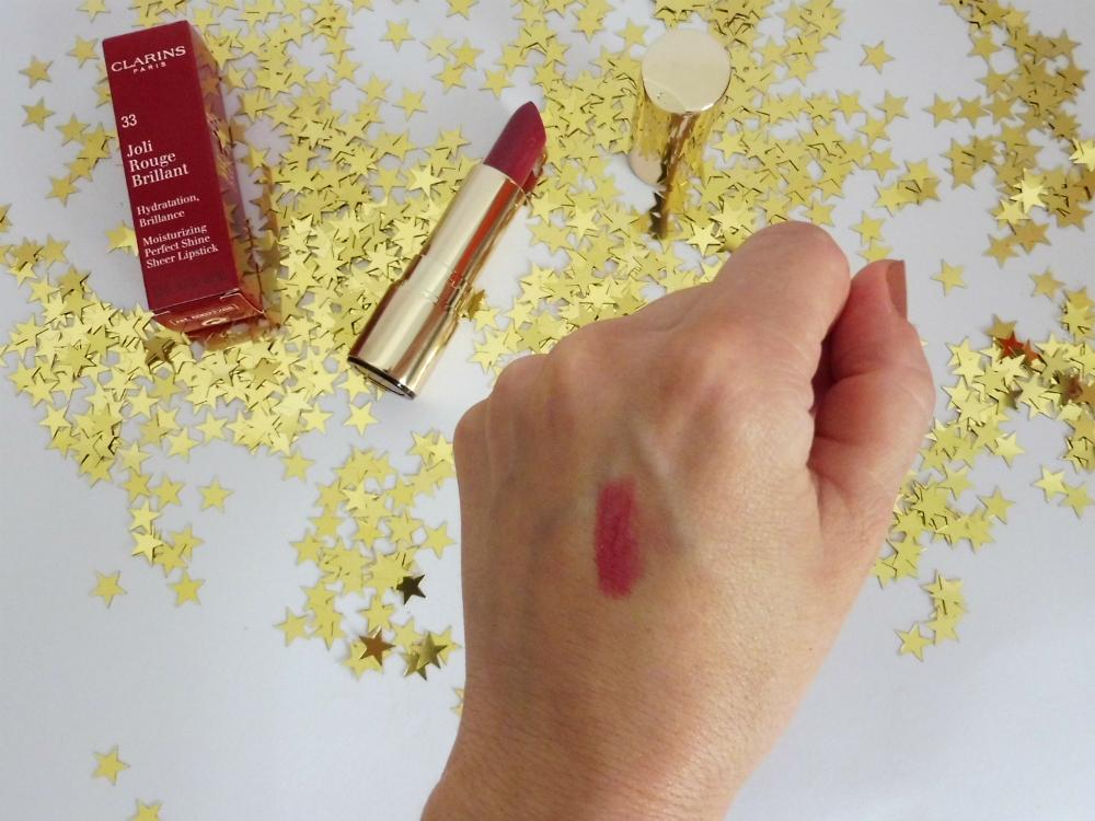 Joli rouge brillant - Clarins - Lili LaRochelle à Bordeaux (11)