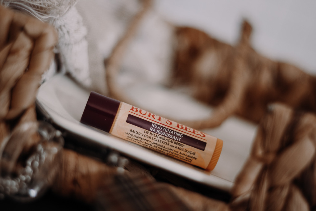 Baume rajeunissant, Burts Bees