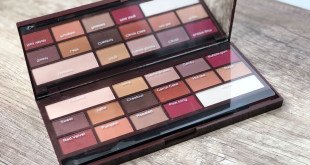 chocolate elixir makeup revolution