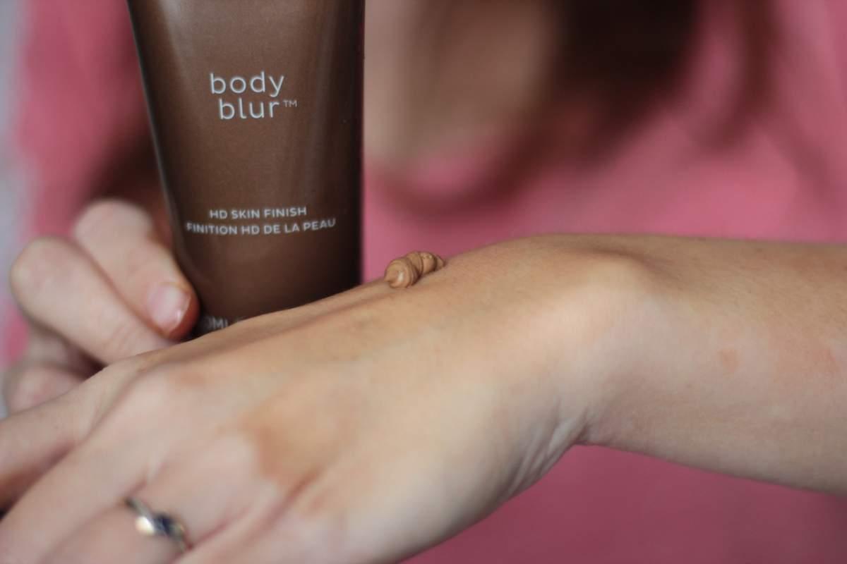 body blur