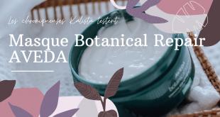 Botanical Repair Aveda