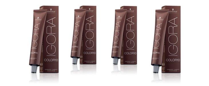 Igora Color 10