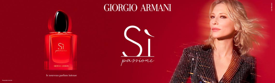 Giorgio Armani Si Passione Intense