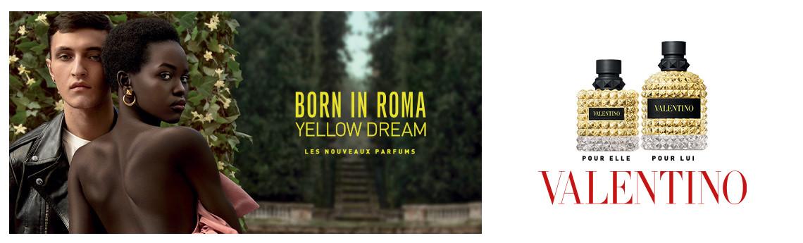 Born in Roma Yellow Dream