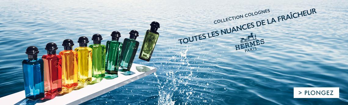 Hermès Collection des Colognes