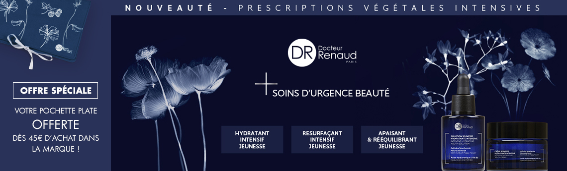 Dr renaud prescriptions végétales