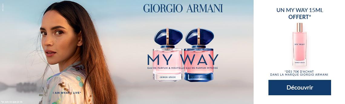 My Way Intense Eau de Parfum Intense
